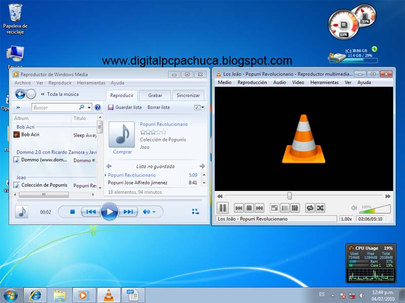 Windows Media Player 12 Download