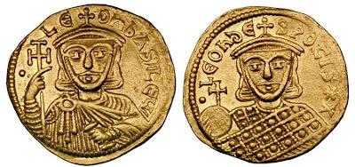 http://1.bp.blogspot.com/_6g7cFLMidBs/Slyw3STFGqI/AAAAAAAABdM/aFubk0-BDj4/s400/Leo+V+AV+Solidus+-+Constantinople+-+813+AD.jpg
