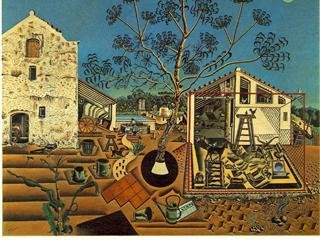 Joan Miro - The Farm