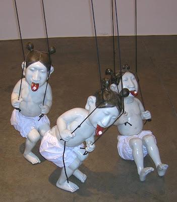 Sculpture by Hiroshi Ohashi