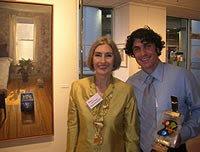 Matthew Klos and Carol Trawick