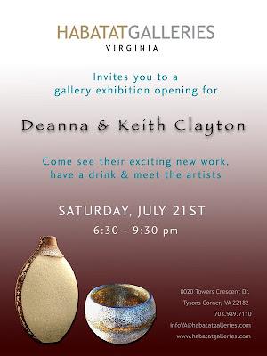 Habatat Gallery Opening