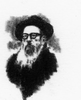 Rabbi with cool glasses
