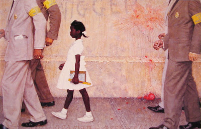 Norman Rockwell, The Problem We All Live With