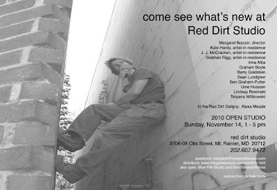 Red Dirt Open Studios