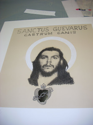 St Ernest Che Guevara