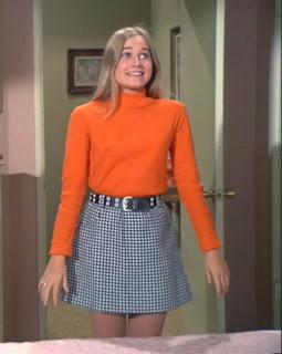 mccormick Brady bunch panty maureen mini skirt