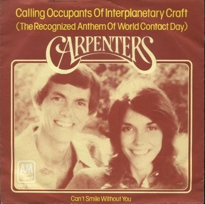 The Carpenters - Calling Occupants Of Interplanetary Craft ...