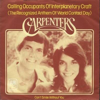 Retrospace The Carpenters Make Contact