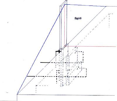 page n 70 fig60 la charpente le pignon suite le blog de jackynet construire soi m me sa maison. Black Bedroom Furniture Sets. Home Design Ideas