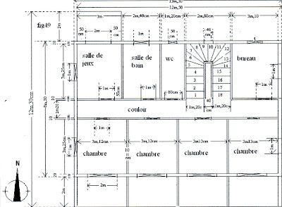 Page n 57 fig49 coffrage du balcon suite le blog de jackynet construire soi m me sa maison - Plan de coffrage ...