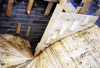 page n 63 fig55 escalier la paillace le blog de jackynet construire soi m me sa maison. Black Bedroom Furniture Sets. Home Design Ideas