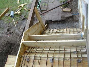 Page n 68 escalier ferraillage de la paillace le blog for Construction escalier exterieur beton