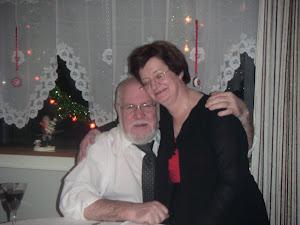 Pabbi og mamma...