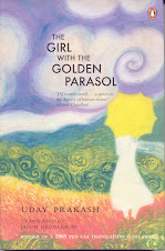 The Girl with the Golden Parasol