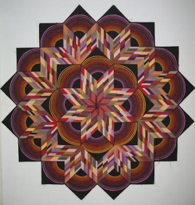 Strata Star Quilt Pattern Free Quilt Pattern