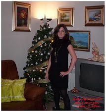 mini felicitación de cris fernández para los que celebrais la navidad y un saludo para los que no.