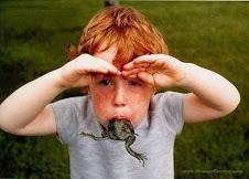 Hubo una época en la que yo saltaba con ancas de rana