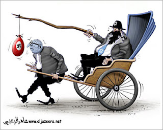 Docs Talk Al Jaziras Cartoons A Glimpse At Real