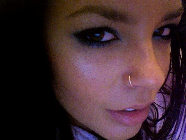 Allergic reaction to eye makeup