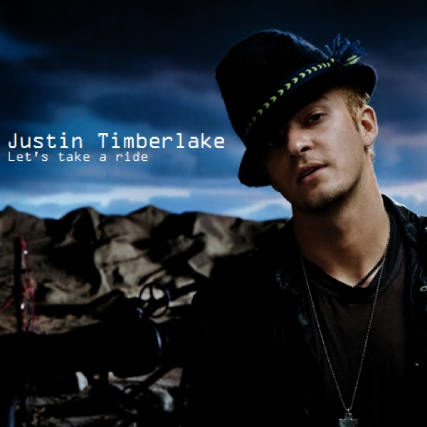 Am A Rider Song Download: Justin Timberlake Justified Artwork