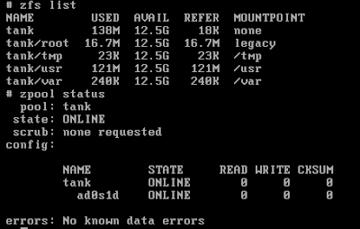 When {Puffy} Meets ^RedDevil^: FreeBSD ZFS