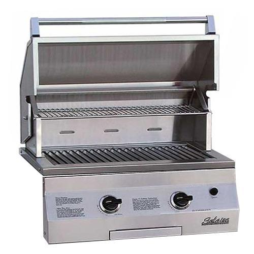 Here Comes the Sun       Solaire Infra-Red Gas Grills | BBQ