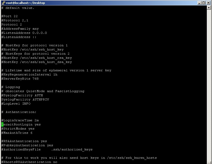 Linux For You Mate ...: How to deal with SSH