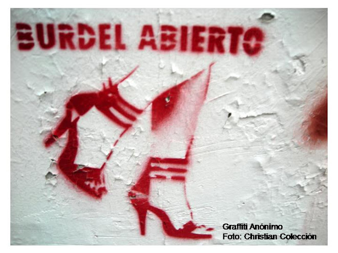 Graffiti Anónimo, Cerro Concepción
