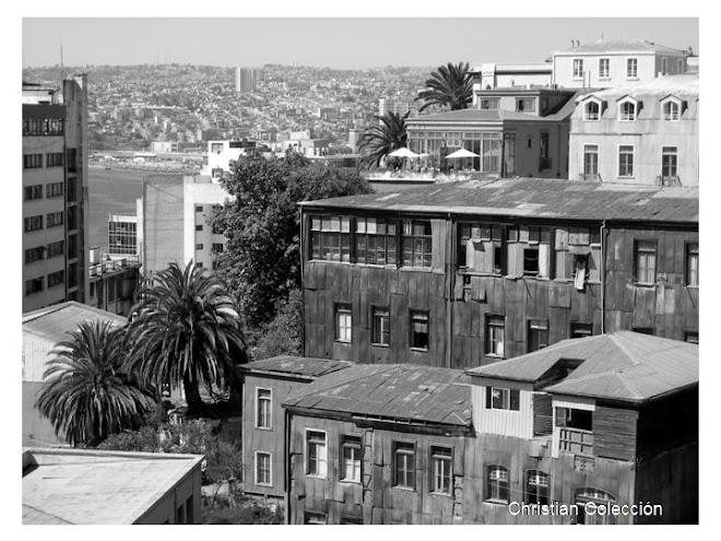 Fachadas de Valparaíso