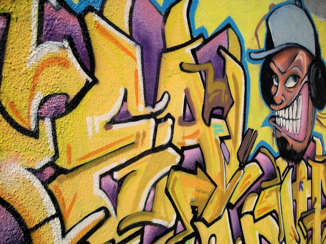 Graffiti, Caleta Portales Valparaíso