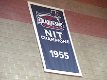 Duquesne's Championship Banner