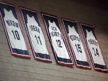 Duquesne's retired numbers