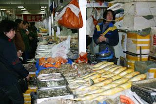 Hong Qiao market