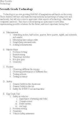 7th grade essay