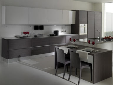 Awesome Cucina In Rovere Grigio Ideas - Lepicentre.info - lepicentre ...