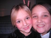 Carley & Gracie, sweet sisters