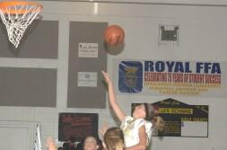 Dani = basketball