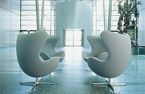 Kingy Design History Betty Egg Chair Arne Jacobsen