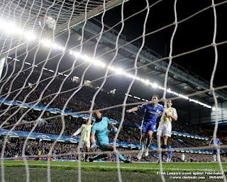 wallpaper 1280 Lampard Chelsea 2-0 Fenerbahce
