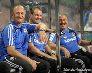 wallpaper scolari in China