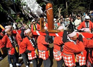 Honen penis festival