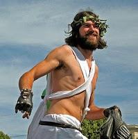Surfing Jesus
