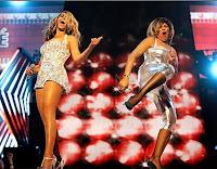 Tina Turner Beyonce