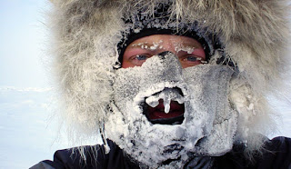 Ben Saunders North Pole