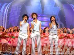 Super Girls Final Three 2005