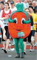 London Marathon Tomato