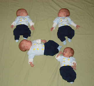 quadruplets