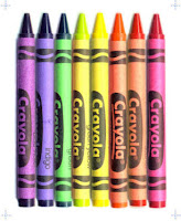 Alternative Crayon Names and Images Courtesy of Collegehumor.com