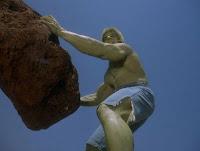 angry hulk throwing rocks - photo #10